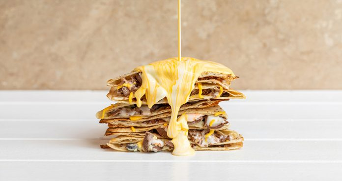 Creme egg quesadillas easy food
