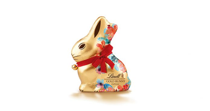 Lindt Gold Bunny Easy Food
