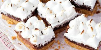 Siúcra Easy S'mores Brownies
