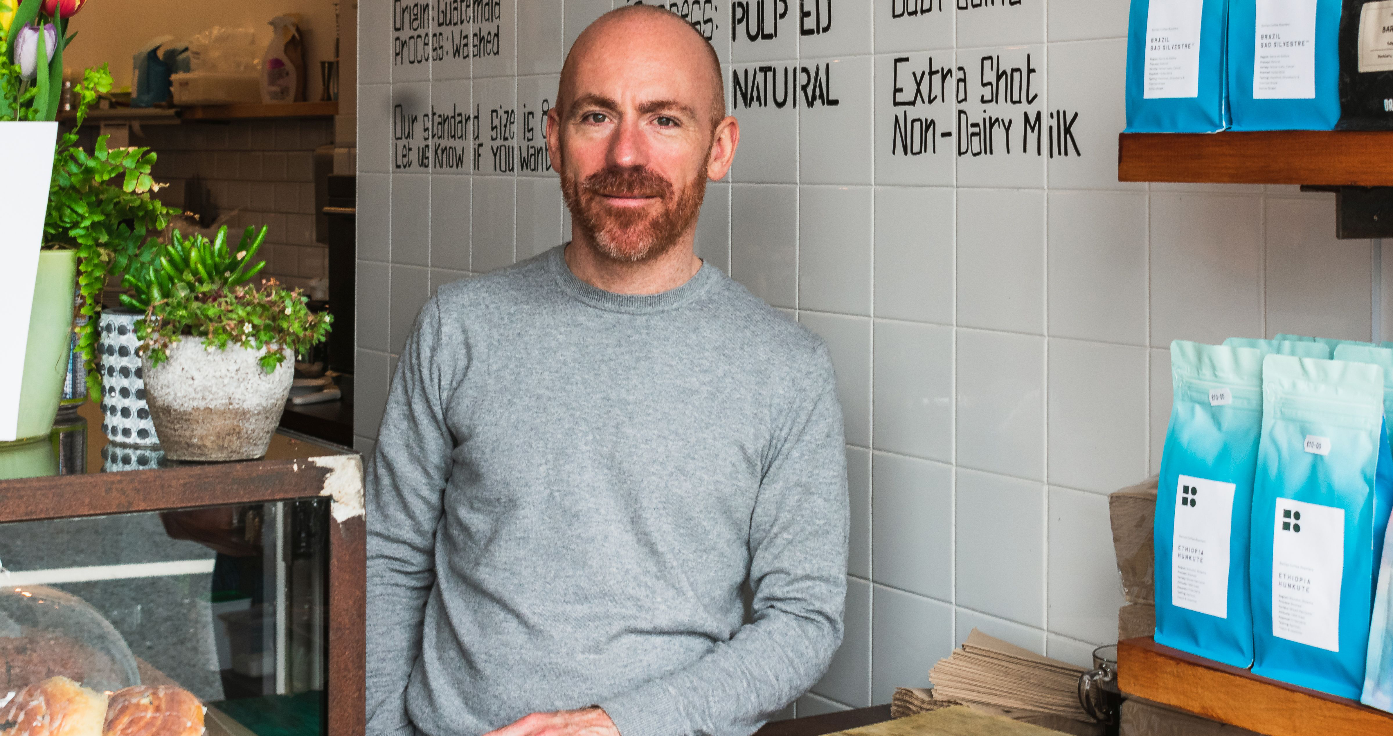 Stephen Kennedy, Owner of Copper & Straw