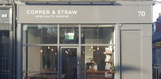 Copper & Straw Bray Easy Food