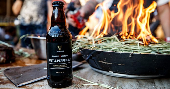 Guinness X Meatopia Easy Food