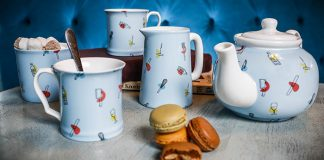 Gourmet Food Parlour Irish Crockery easy food