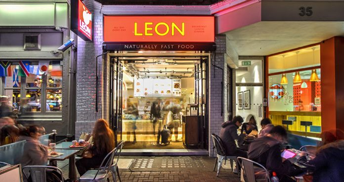 LEON free lunches easy food
