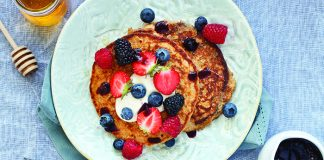 Protein pancakes avonmore easy food