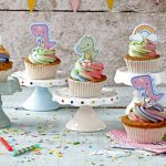 Dr. Oetker Rainbow cupcakes easy food
