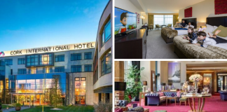 Win a family break at the Cork International Hotel