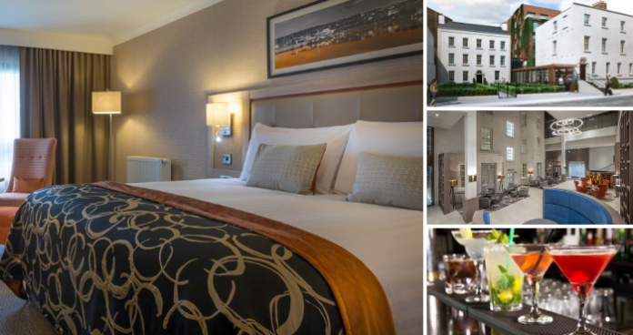 Win an overnight stay in Dublin with dinner & cocktails