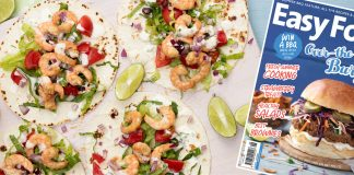 Easy Food June July Summer Special 2019 issue 140