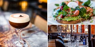 competition, food, delicious, win, espresso, martini, brunch, robertas,
