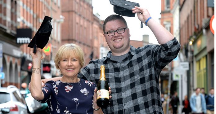 JN Academy Jane Boyce, Master of Wine and Fine Wine Manager, JN Wine, and Aiden McGrory, Wine Advisor, JN Wine Easy Food