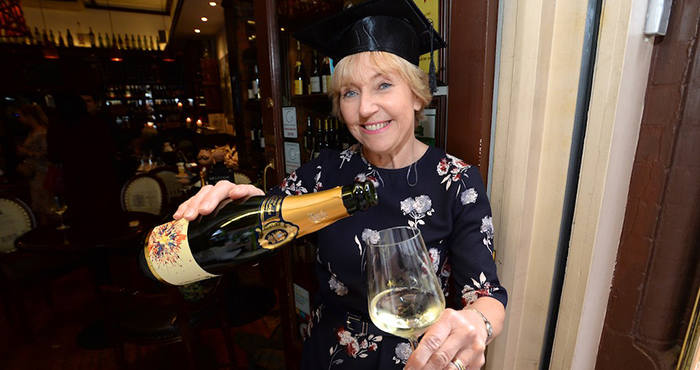 JN Academy Jane Boyce, Master of Wine and Fine Wine Manager, JN Wine Easy Food