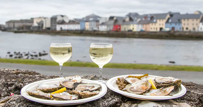 Galway oyster festival Easy Food