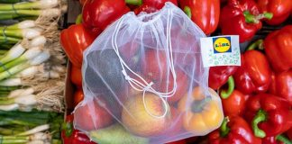 Fruit and Veg Bags Lidl Easy Food