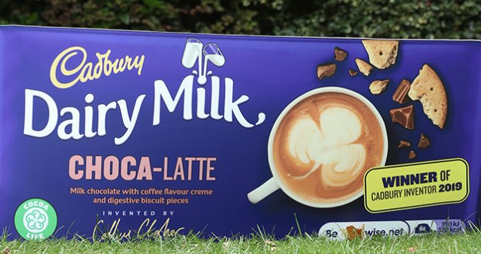 Cadbury's choco-latte Easy Food