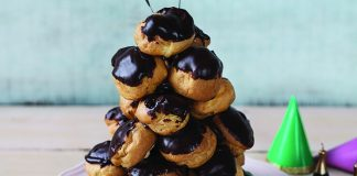 Baileys_coffee_croquembouche Easy Food