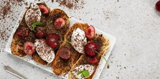 Toasted_Brioche_Cherries_Chocolate_