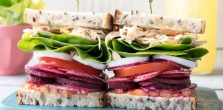 Best_Salad_Sandwich Easy Food