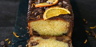 orange log cake, orange cake, chocolate cake, log cake, cake, baking, entertaining, simple baking, simple recipes, chocolate, orange