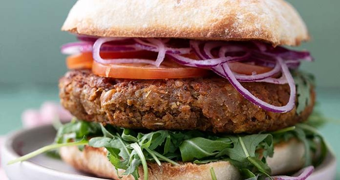 Curried_Chickpea_Burger_easy Food