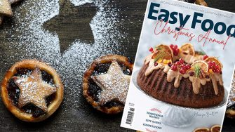 Easy Food magazine Christmas Annual 2019