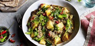 Sri Lankan Beef and Potato Curry Easy Food