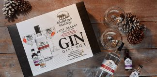 Gin gift box competition Easy Food
