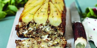 Brazil_nut_parsnip&Feta_loaf Easy Food