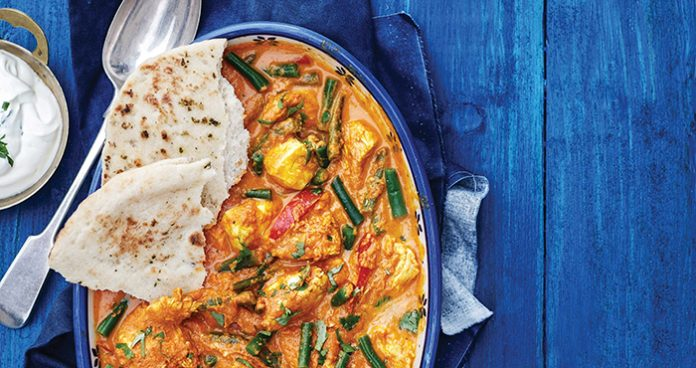 Healthy chicken tikka masala Easy Food