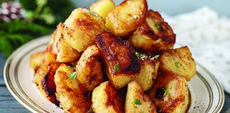 Crispy_roast_potatoes Easy Food
