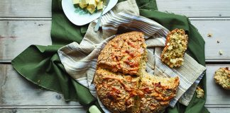Cheddar onion soda bread Easy Food