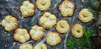 Swirl_butter_cookies Easy Food