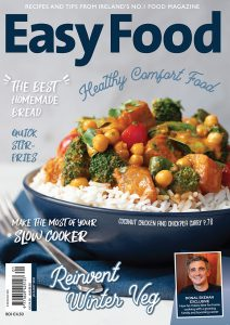 Easy Food January 2020 issue 144 front cover