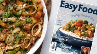 10 reasons Easy Food January will keep you cosy 2020 issue 145