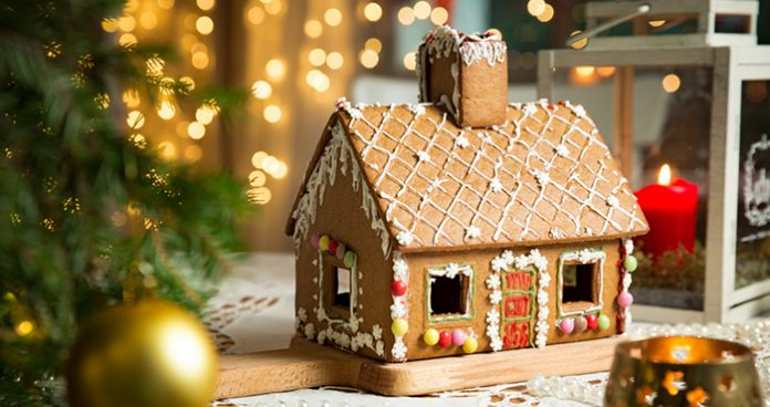 Gingerbread house Easy Food
