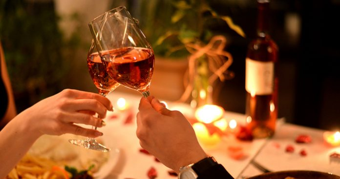 5 romantic restaurants for your Irish Valentine