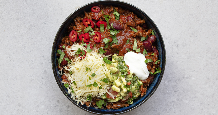 Basic_Chilli con carne Easy Food