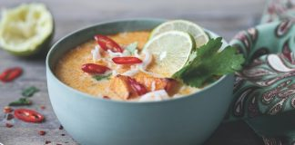 butternut squash red curry