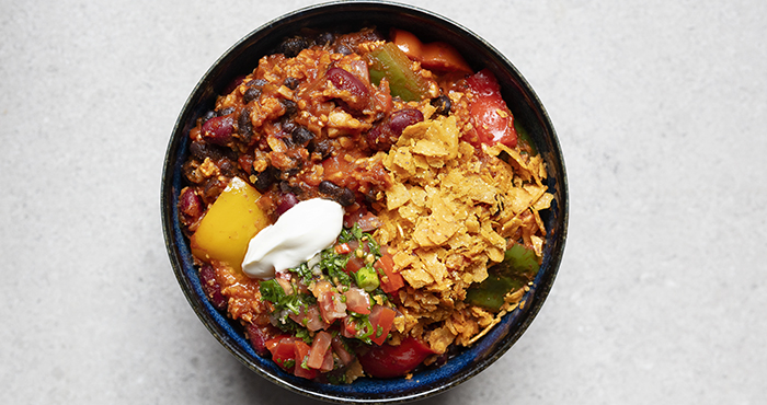 Chilli_Sin_Carne Easy Food