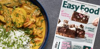 Easy Food cover image issue 145 February 2020