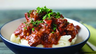 Hungarian goulash Easy Food