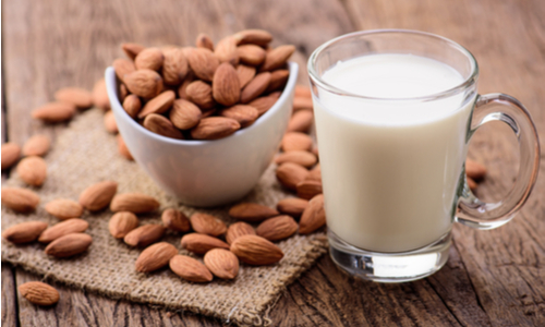 The demand for almond milk and other almond products puts extra stress on honeybees. PHOTO: Shutterstock