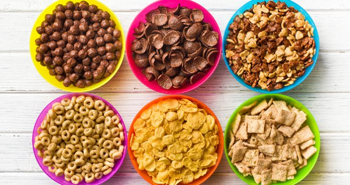Lidl Ireland are removing cartoon characters from all of their own-brand cereal boxes to help parents tackle pester power and encourage healthier eating habits. PHOTO: Shutterstock