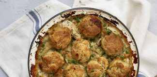 Midwestern_chicken_casserole Easy Food