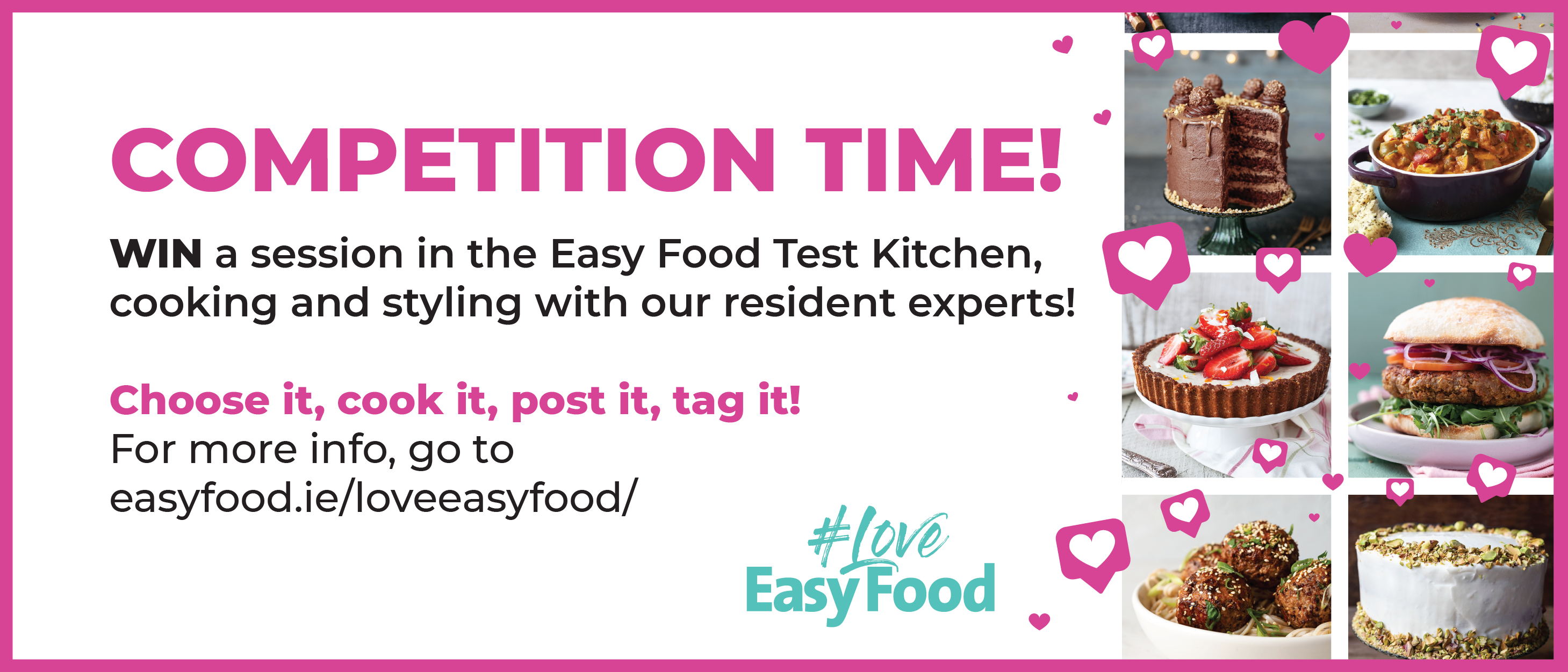 Competition loveeasyfood