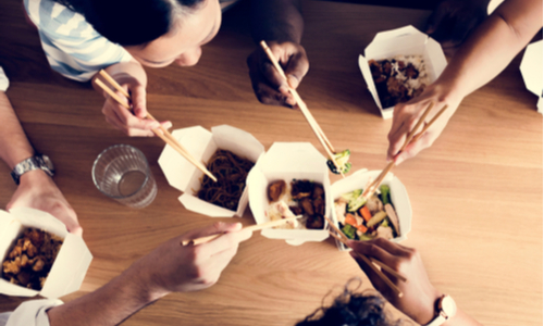 Chinese food is Ireland's favourite ethnic cuisine