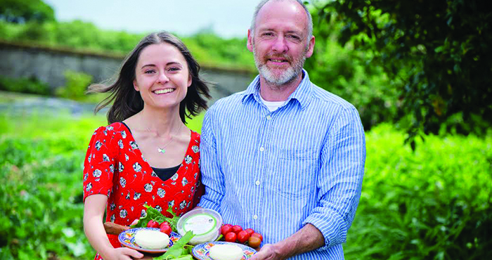 James and Grace Gannon Cloonconra Cheese Eat Ireland Jocelyn Doyle Easy Food