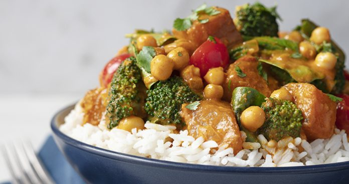 chicken chickpea curry cover