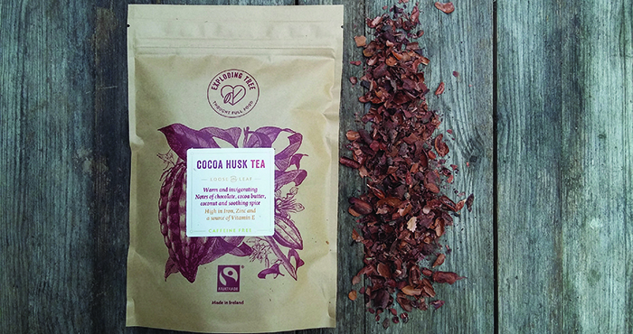 cocoa husk tea Exploding Tree Clonakilty Chocolate Eat Ireland Jocelyn Doyle Easy Food
