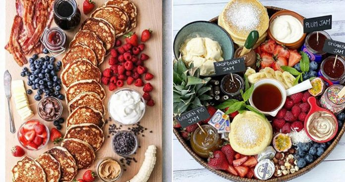 Pancake boards. PICTURE: newshub.co.nz